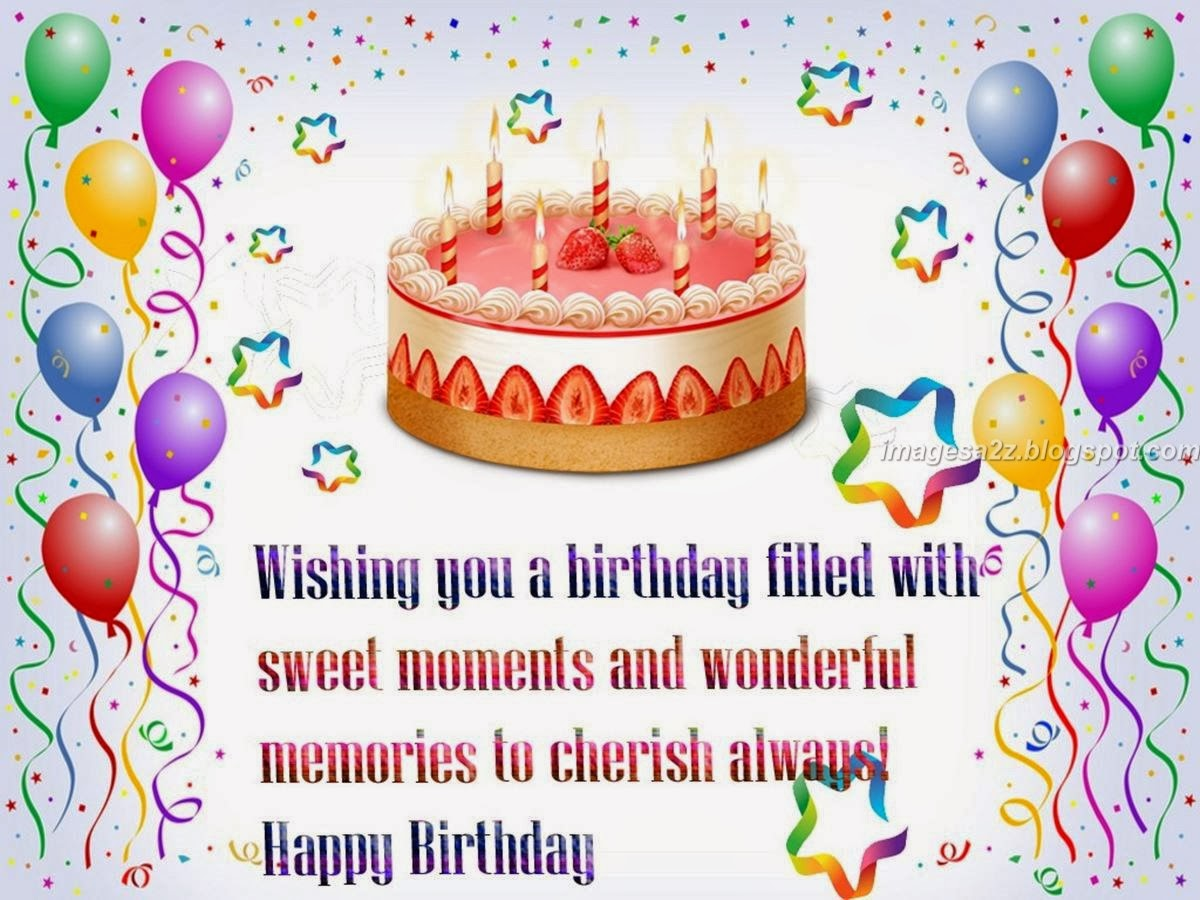 Birthday Card Messages Ideas Corporate In 2014