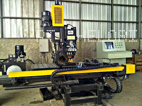 Mesin Punch & Drill CNC