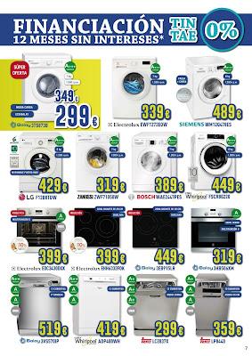 electrodomésticos Pina