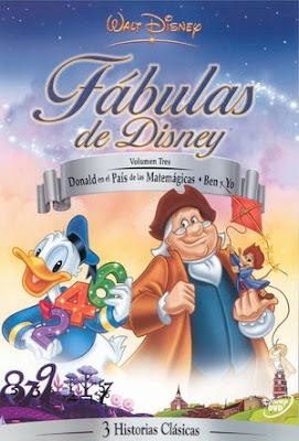 Disney Fabulas Volumen Tres [LATINO][DVD5]