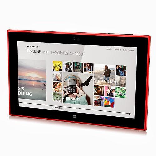 Nokia Lumia 2520 (pictures)