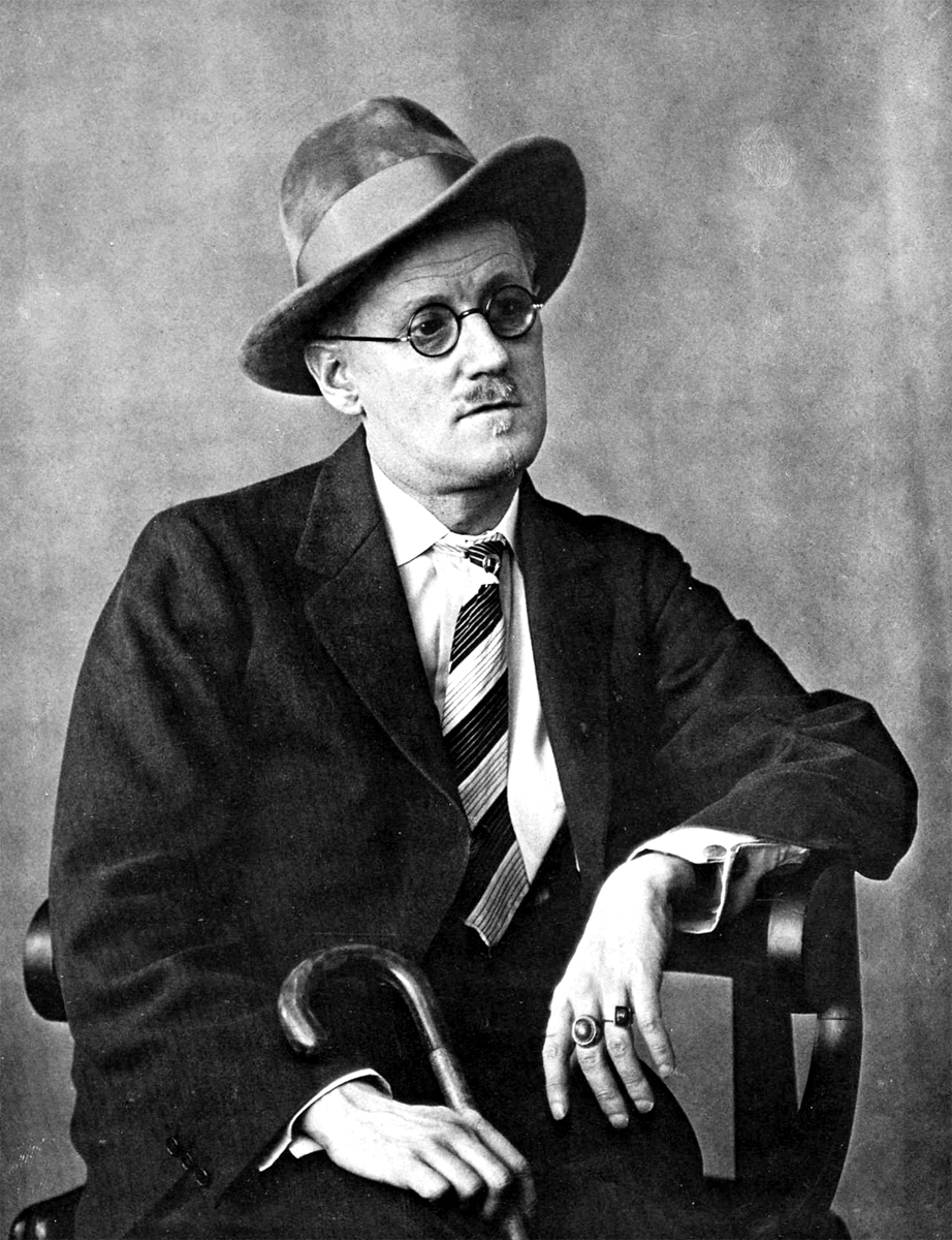 When the King of the Cheap Jacks and the Midget Queen met James Joyce
