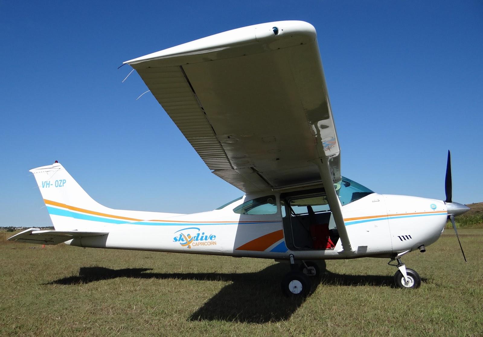 Skydive Capricorn