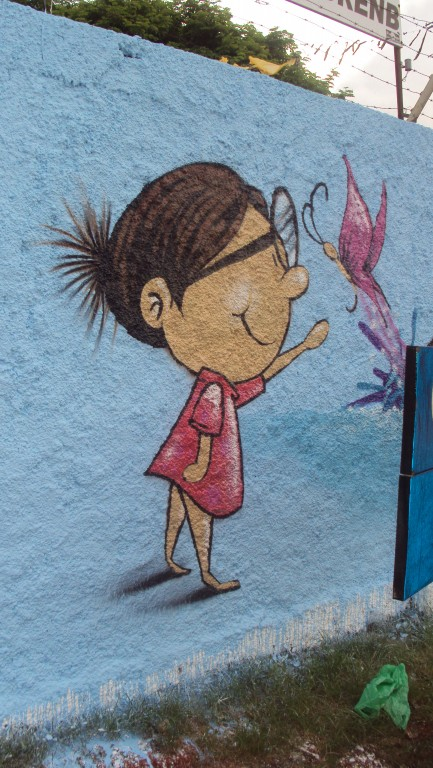 personagem scooby graffiti cef 01