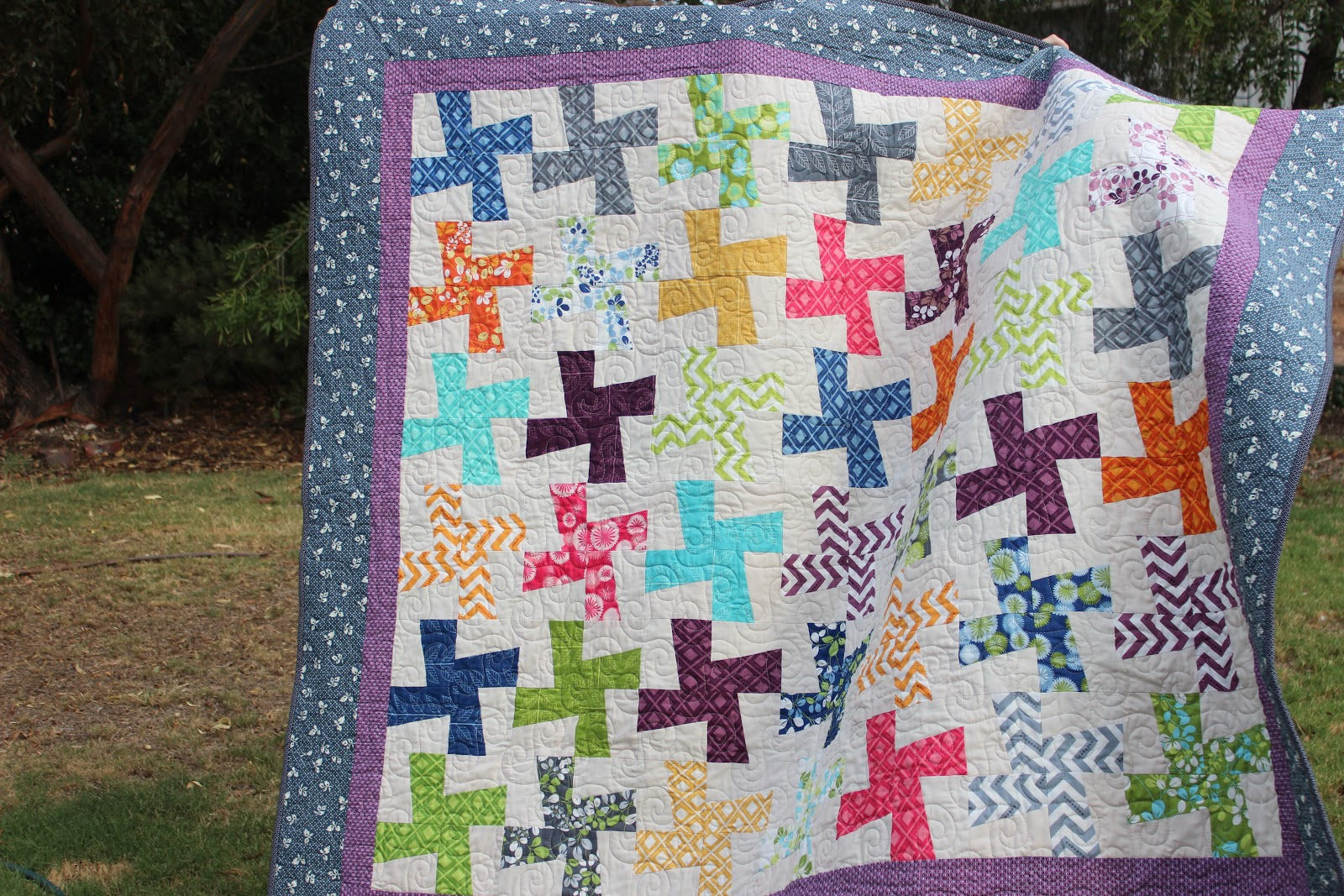 how to make your own quilt labels