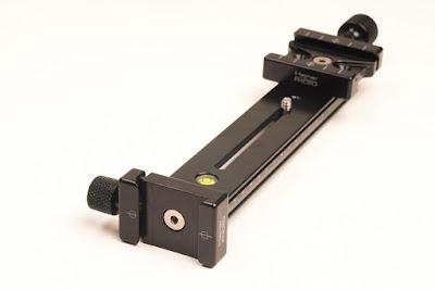 Hejnar PHOTO E50 Nodal Rail + F62b + F61b QR clamps full