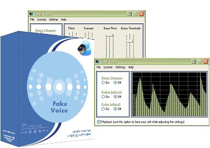 برنامج تغير الاصوات Fake Voice