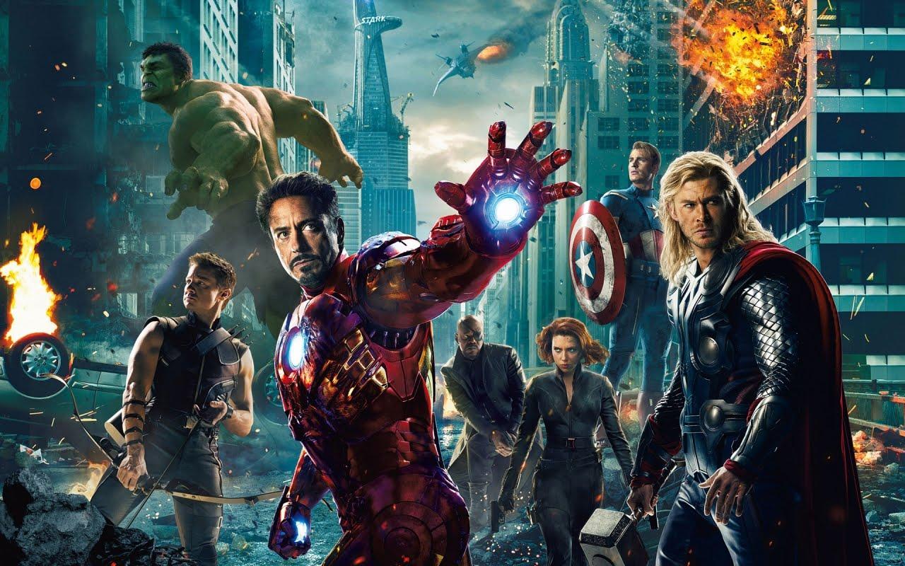 The Avengers / Отмастителите, HD Wallpaper
