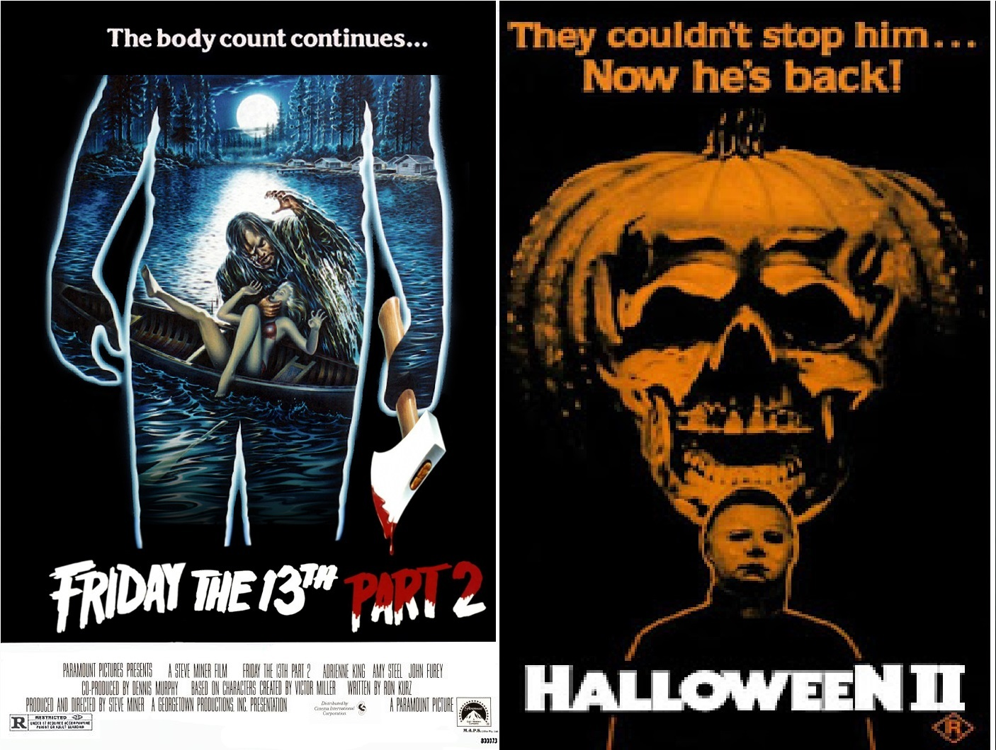 Competing Film Showdown: COMPETING FILM SHOWDOWN - Friday the 13th ...