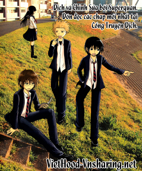 Danshi Koukousei no Nichijou Chap 95.2 - Next Chap 96