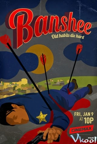 Thị Trấn Banshee Phần 3 - Banshee Season 3