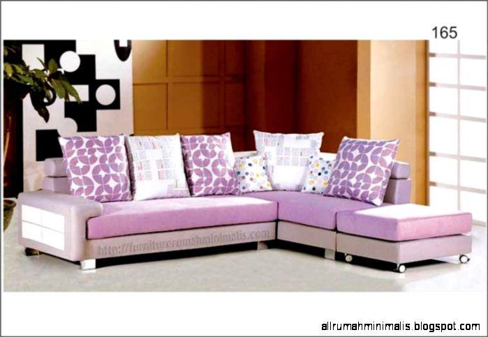 sofa rumah minimalis 2  Cara Mendesain Rumah