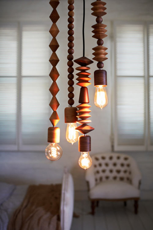 lampara bombillas detalle