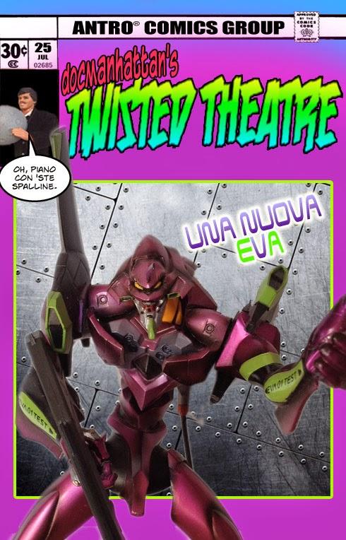 Evangelion Unità Eva-01 Twisted Theatre