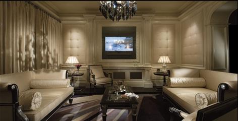 Decora y disena decoraci n de salas estilo cl sico for Decoracion salas clasicas elegantes