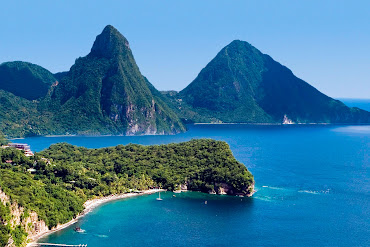 #5 Saint Lucia Wallpaper