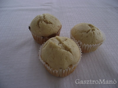 muffin alaprecept