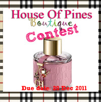 House of Pines Boutique Contest