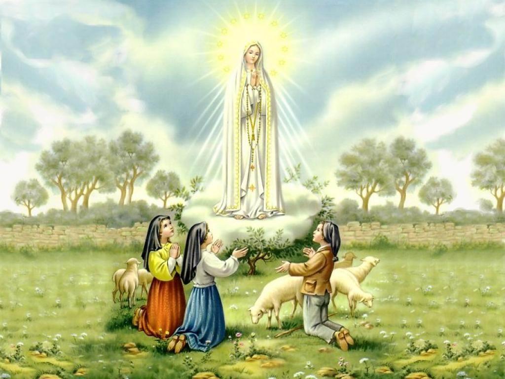 Aparicao De Nossa Senhora De Fatima 2