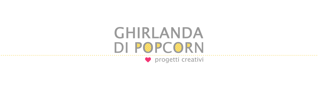 Ghirlanda di Popcorn | progetti creativi