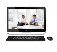 Buy HP Pavilion 23-p010in All-in-One Desktop at Rs.66788 : Buytoearn