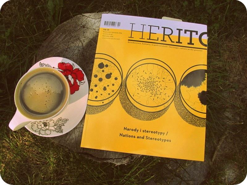 """Herito"" nr 15  /Narody i stereotypy/"