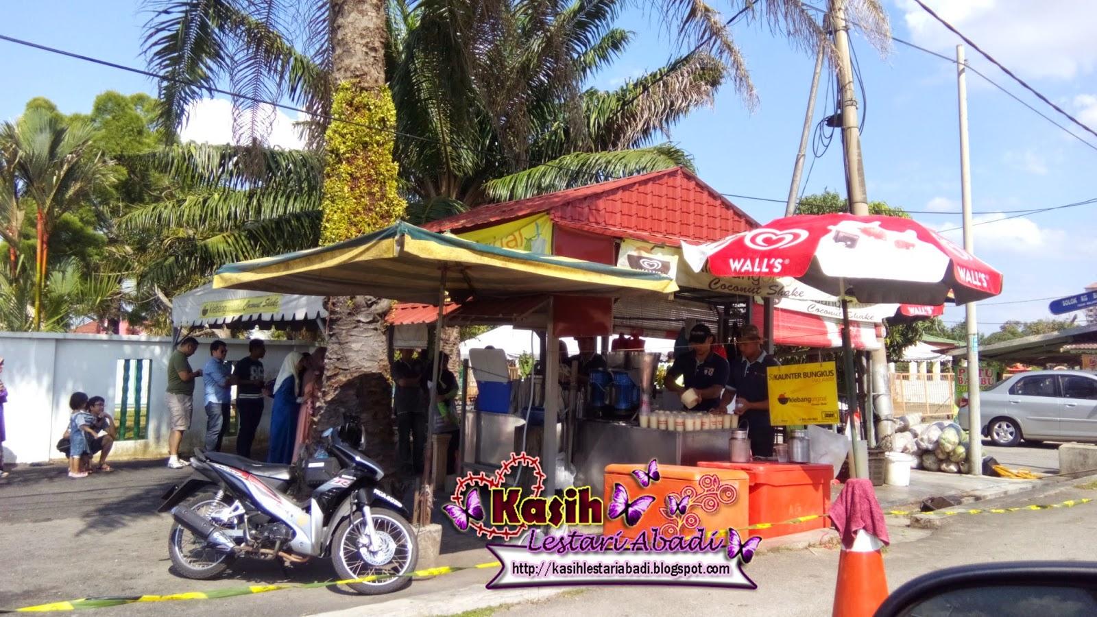 Melaka,Klebang,Coconut Shake