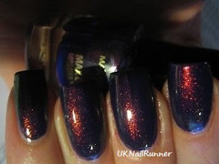 Max Factor Fantasy Fire over Clarins 209
