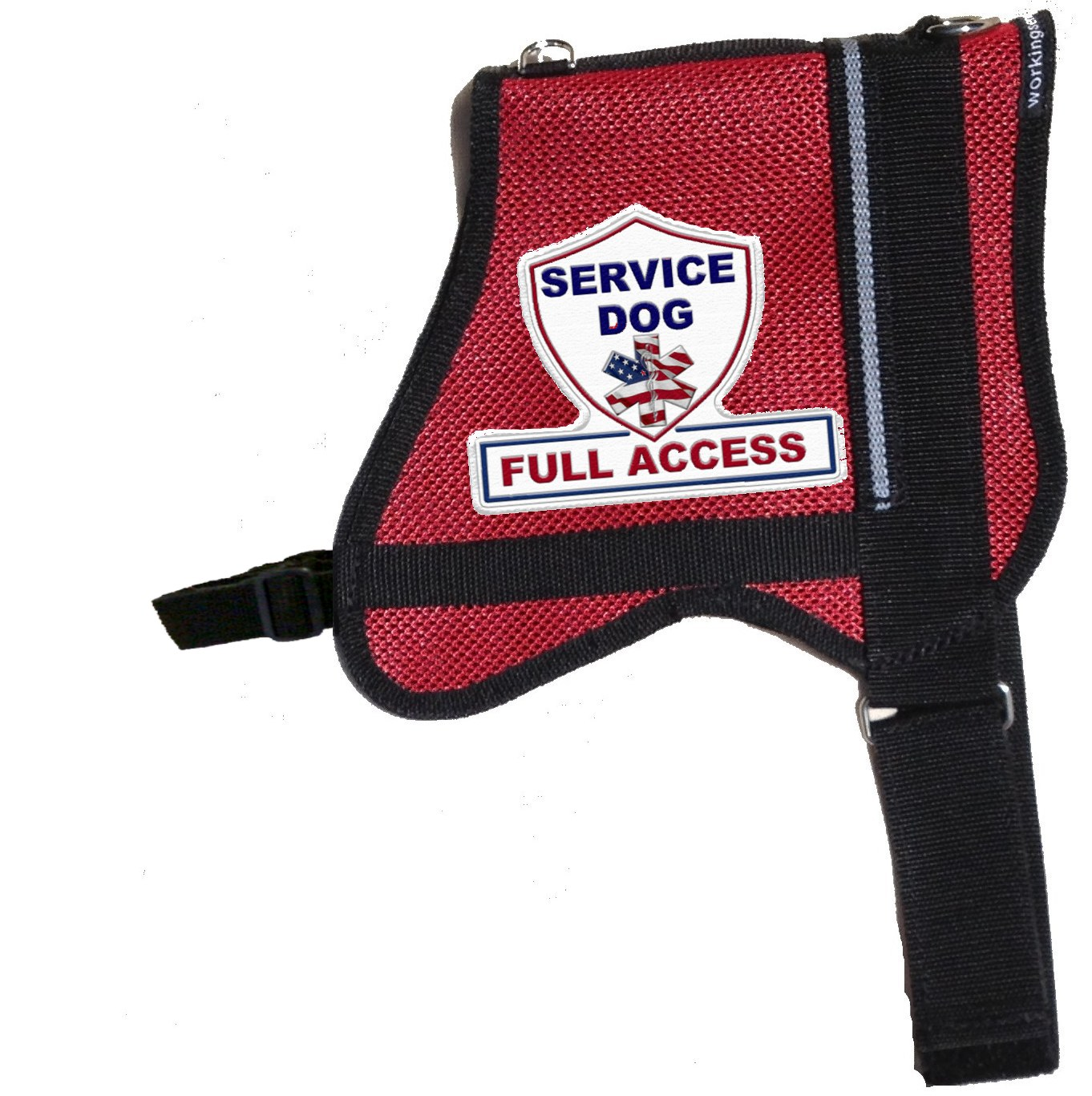 Mesh Vests For Service Dogs