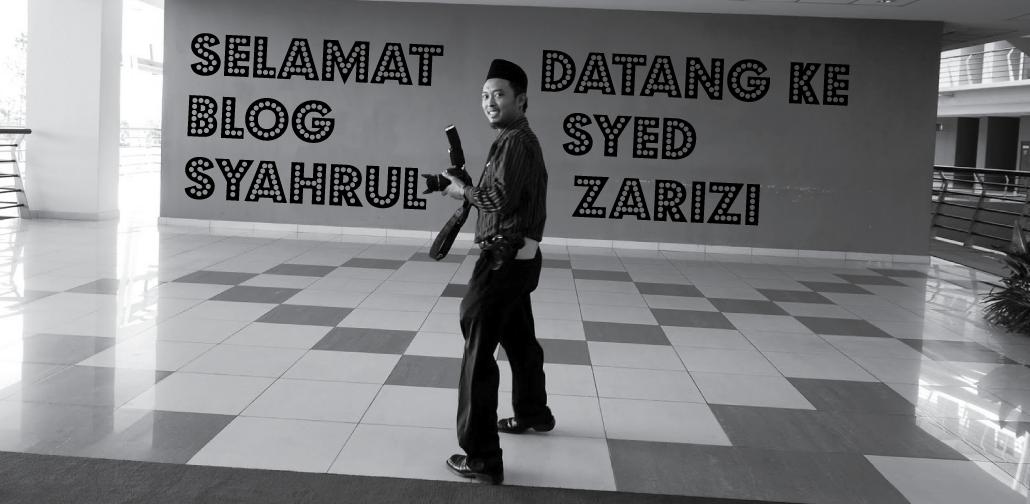 Syed Syahrul