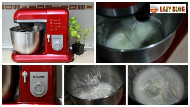 Lazy blog c mo hacer una tarta lemmon pie o pie de lim n for Robot de cocina silvercrest