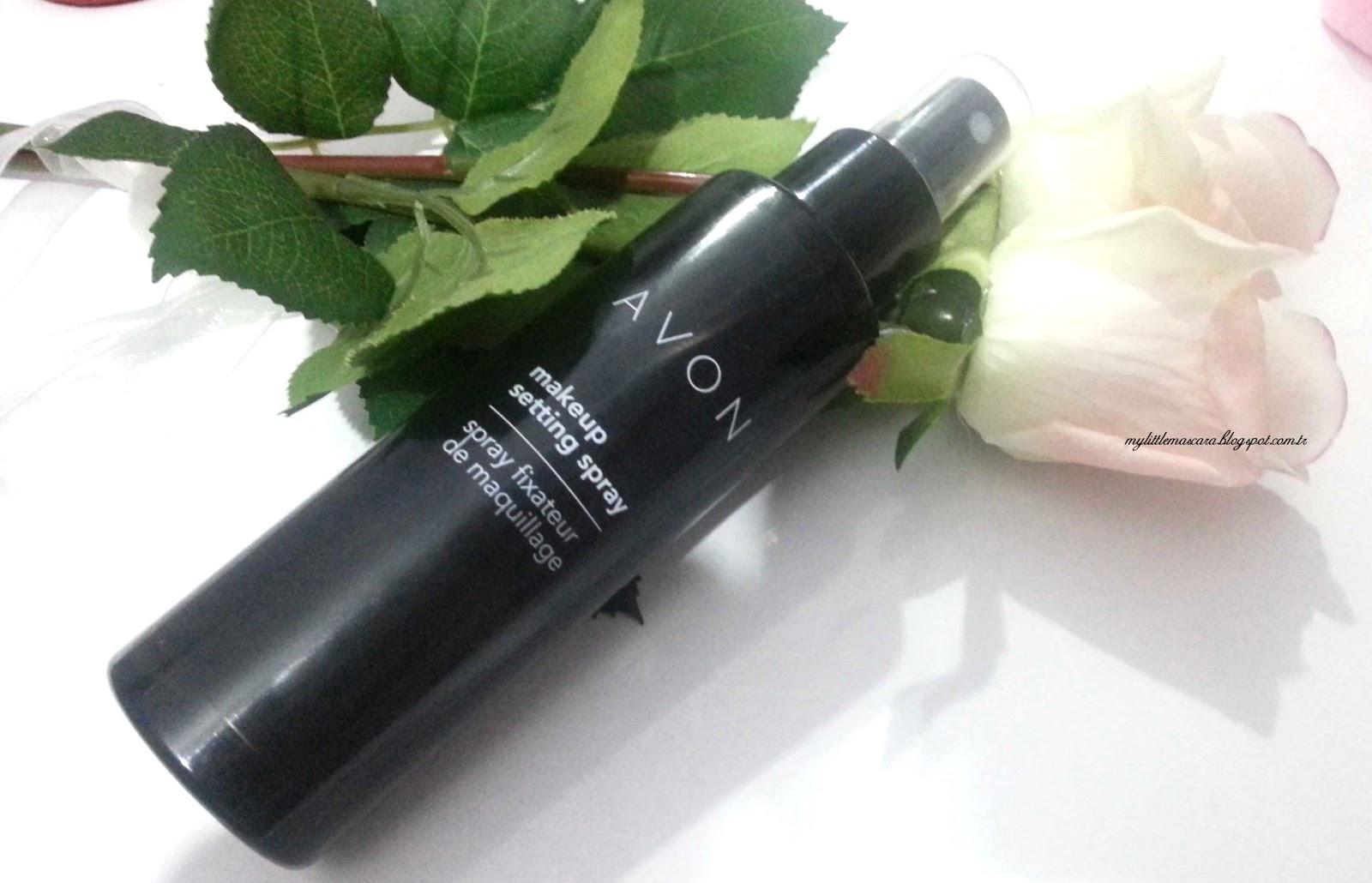 Avon Makeup Setting Spray -  Makyaj Sabitleyici Sprey