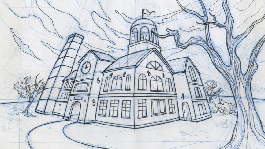 Irene 39 s animation blog february 2012 for Exterior 2 point perspective
