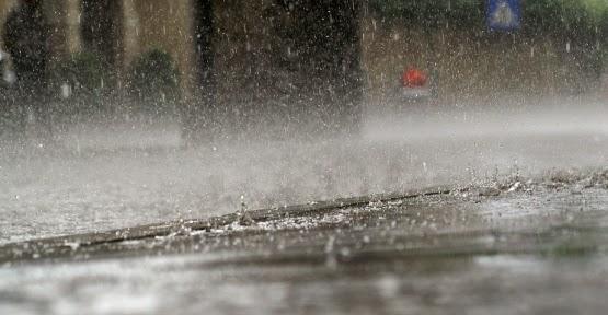 Eylül Yağmurları - Yağmur Damlaları