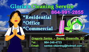Gloria's Cleaning Service