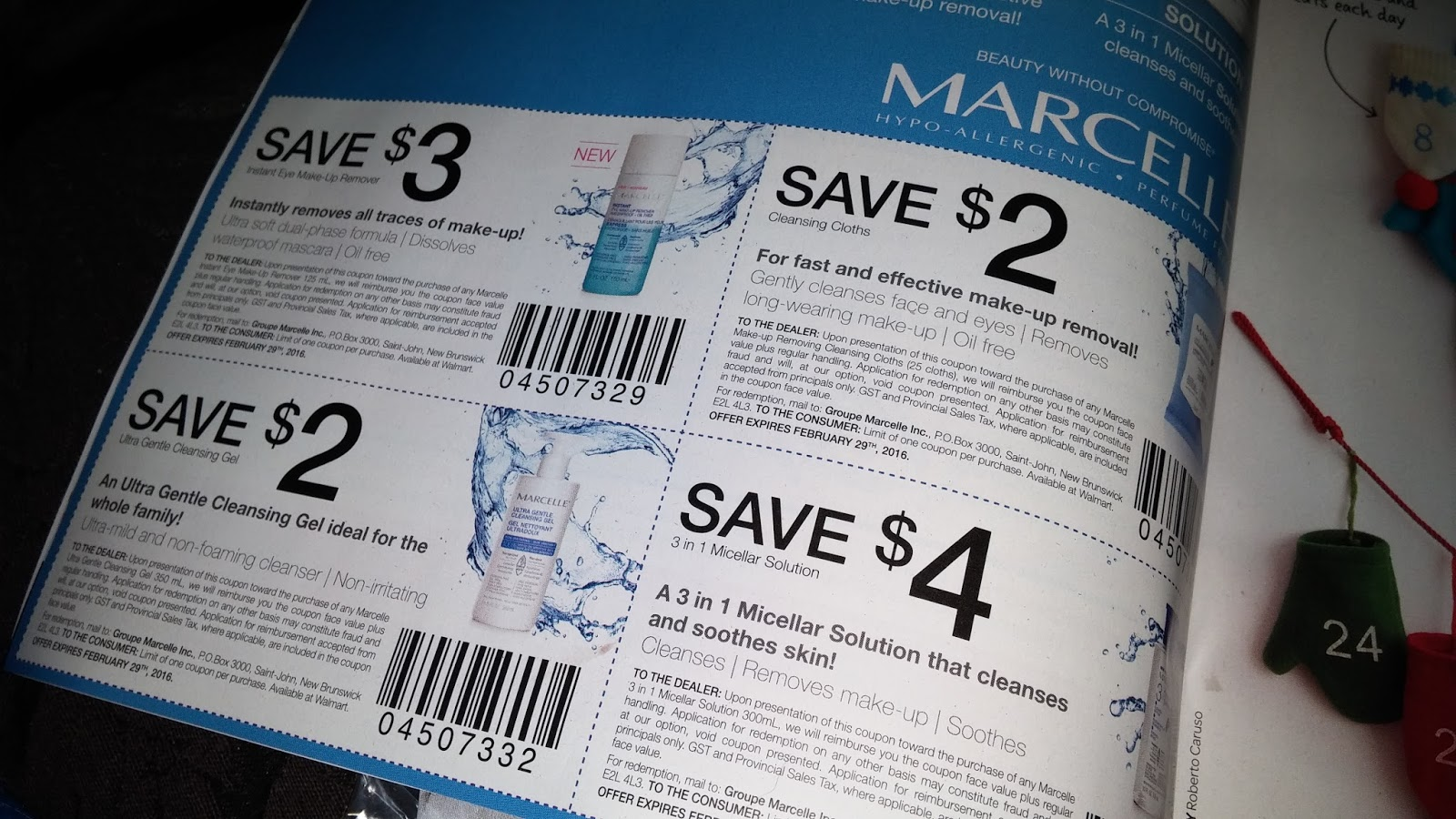 L'oreal eye makeup remover coupons -  The Live Better Magazine In Walmart S This Month Have Some Good Marcelle 3 Off The Coupon Mugeek Vidalondon Maybelline Makeup Remover