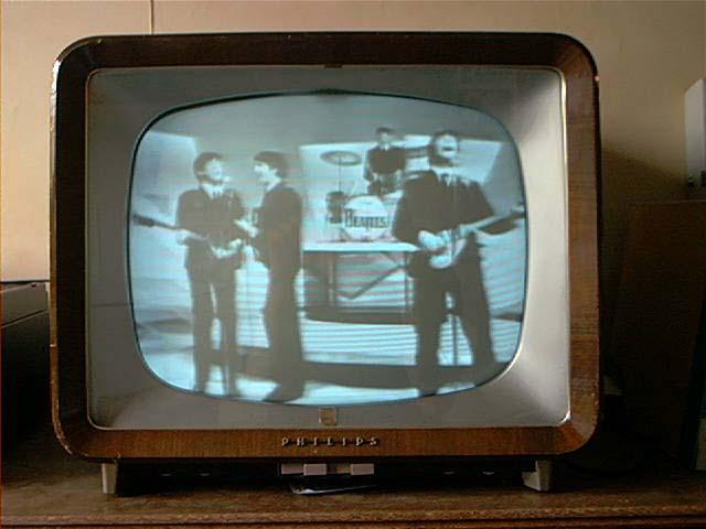 Het ontstaan van de televisie for Van de tv