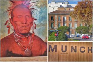 Museo Thyssen-Bornemisza de Madrid – Exposicion La ilusión del Lejano Oeste – Exposicion Edward Munch Arquetipos
