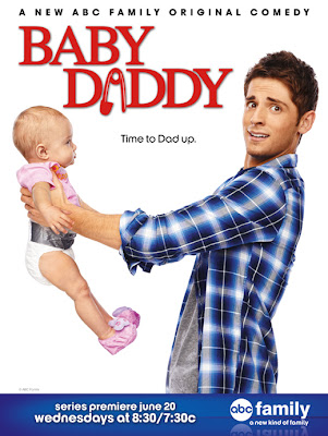 Baby Daddy ABC Family Poster