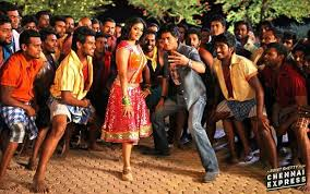 1234 get on the dance floor lyrics chennai express