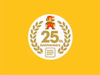 Chúc mừng sinh nhật lần thứ 25 của Mario