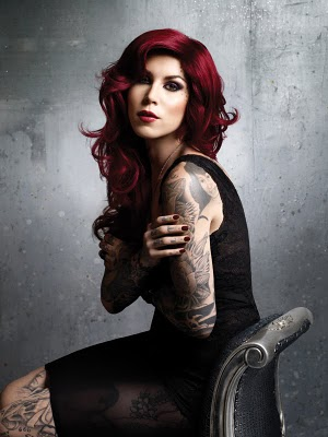 kat von d hollywood tattoo