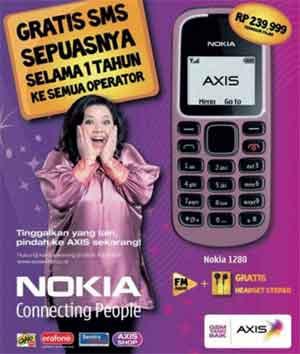 Nokia 1280 Axis