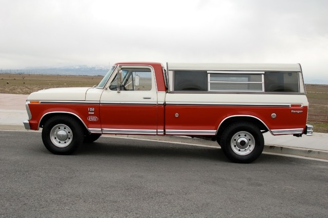 1973 Ford F-250 for saleSUPER CLEAN!