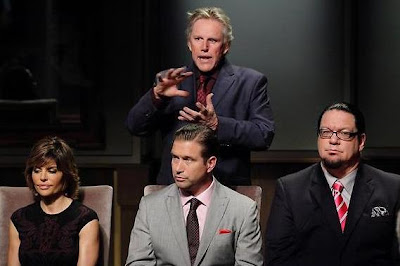 Gary Busey and Teammates on  All-Star Celebrity Apprentice