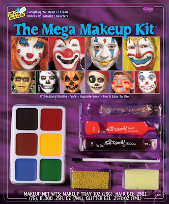 Convenient Halloween makeup kits | Best Holiday Pictures