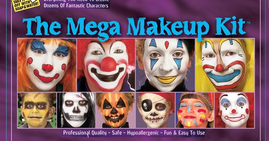 Convenient Halloween makeup kits | Best Holiday Pictures