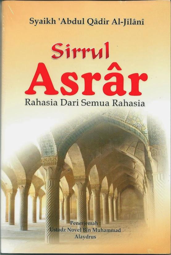 BUKU LANGKA Karya Syaikh Abdul Qadir Al jilani