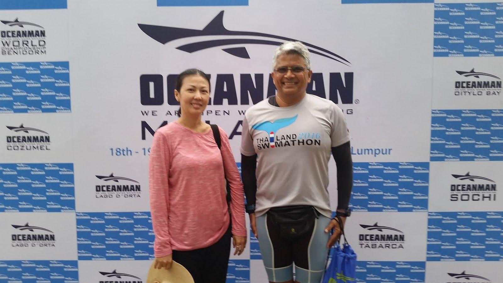 Oceanman 10km Putrajaya