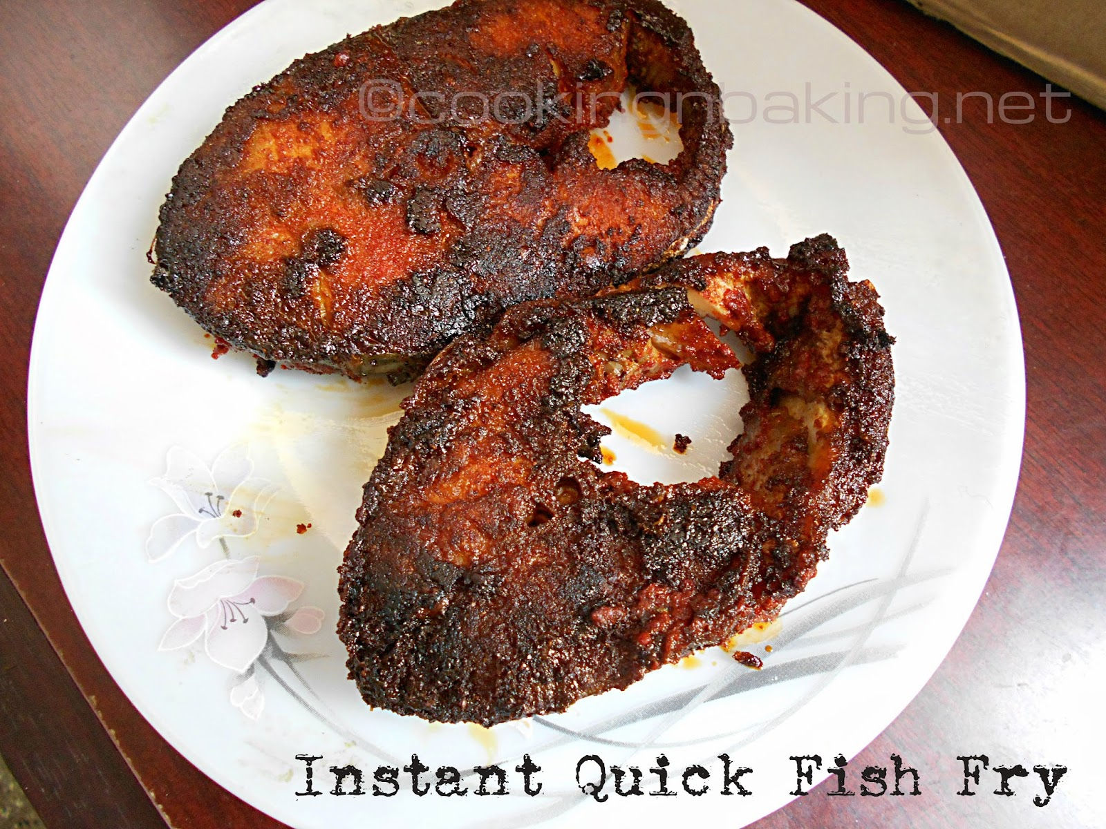 Instant King Fish Fry | Aikoora Varathadhe | How to make Instant King Fish Fry | Aikoora Varathadhe